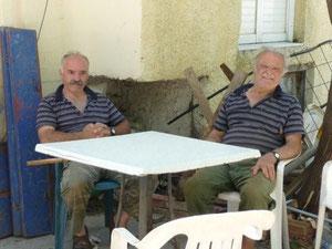 Menschen auf Kreta