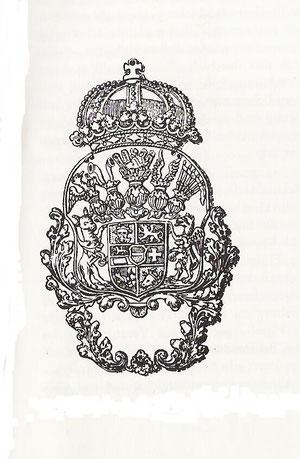 Brustschild der herzoglichen Boten und Postillionek