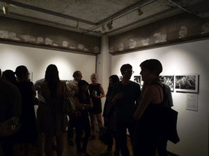 The Kotosaheku opening, HP France Gallery