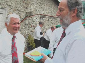 Kurt Umbricht und Wolfgang Stichert
