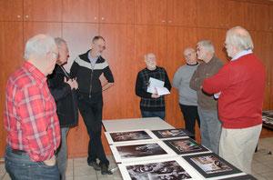 Le jury du 12e Prix Charlemagne réuni le 11 octobre 2012.