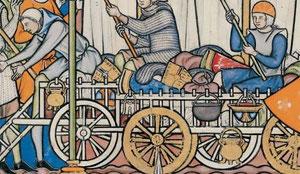 Maciejowski-Bibel: Folio 27v