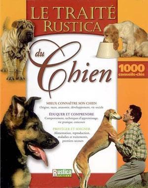 Vous vouliez tout savoir sur les chiens ? Ce livre est fait pour vous !