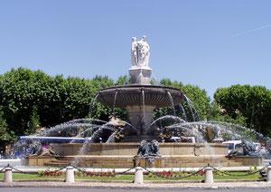 ville de Aix en Provence
