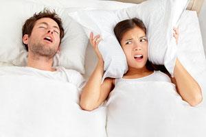 diagnosi e cura delle apnee del sonno e del russamento