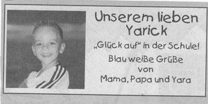 Schalker Schuljung