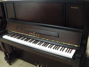 中古ピアノ アポロRU385W-SSS