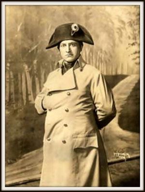 U. Giordano - MADAME SANS-GÊNE - Napoleone