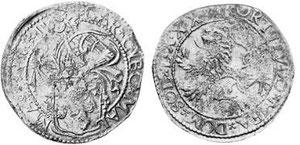 Fig. 4 - Lӧwenthaler di Massa di Lunigiana apartenente a collezione privata e illustrato nel catalogo prezziario Krause-Mishler.