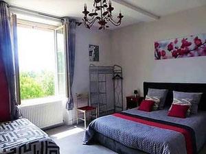 chambre-maison-hote-anjou-angers-49-maison près haras Lion d'Angers