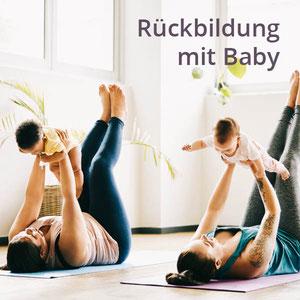 Rückbildungskurs mit Baby in Uster