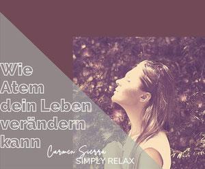 SIMPLY RELAX | Carmen Sierra | Blog