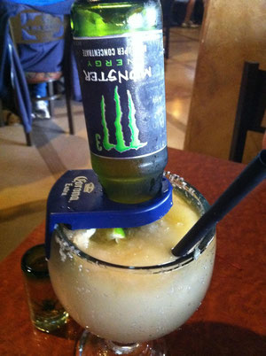 It's National Margarita Day friends, we will be celebrating with our favorite Monsterita!!! What will you be drinking?