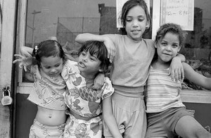 Children from The Block by Ricky Flores