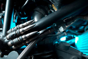 Rat Fighter Detail  Ammunition Belt / Photo by David Matl