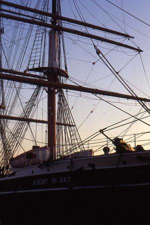 Museumsschiff in San Diego (Kalifornien)