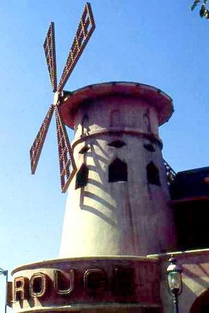 Paris in Amerika (Moulin Rouge - die rote Mühle)
