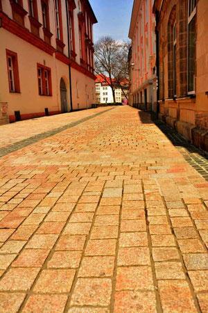 Durchgang zum Schlossberglein/Passage to Schlossberglein