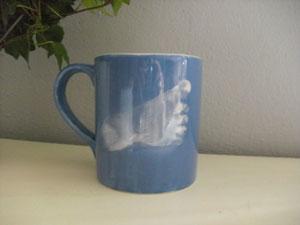 Eine Tasse als Erinnerung