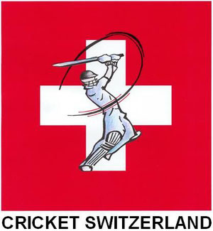 We are affliated to Cricket Switzerland