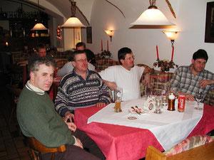 20.-23.1.2003: Schiausflug Söll