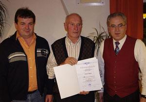 Alois Wirth, Johann Feköhrer, J. Schachinger