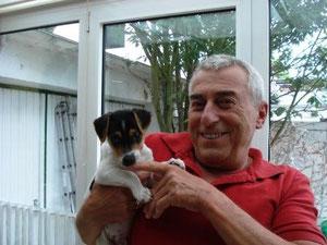 Mein Hundeopa Joachim