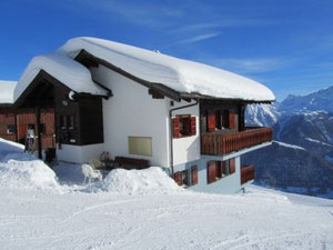 Chalet Gisela 6 pers