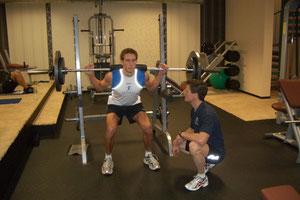 Physioterapie bei Meditrain