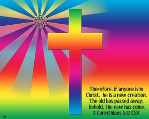 2nd Corinthians 5:17