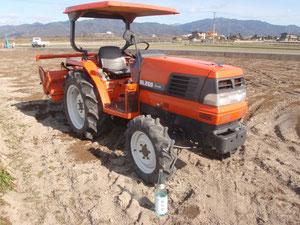 トラクター(26HP)