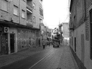 Calle arboleda desde arriba 2012