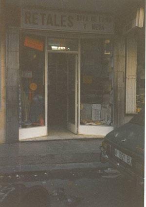Tienda de Retales 1982
