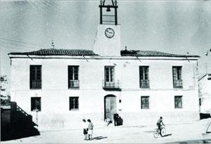 Antiguo Ayuntamiento 1960