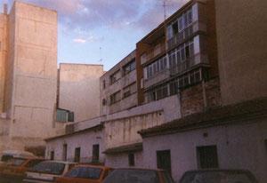 Calle Colón Años 80 (fotografía cortesía de Alberto García)