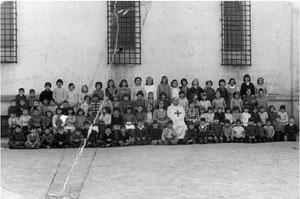 Colegio los Trinitarios 1963