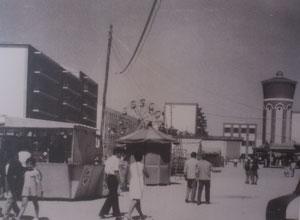 Plaza de la hispanidad 1965