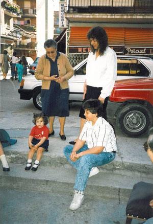 1988, recodos esquina con Santa Gema