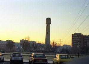 Depósito Valderas años 90
