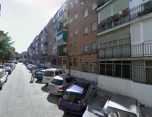 Calle de las Pozas 2008