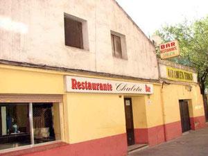 Restaurante la chuleta