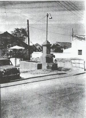 Fuente paseo Castilla años 70