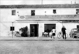 Venta del empalme (Casa Benjamin) 1960