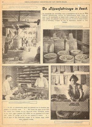 Artikel Christelijk 5 cents blad 1913