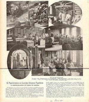 Artikel De Prins 1910, Goedewaagen
