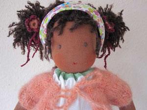 Lena hat sich auf dem Martinsmarkt in meine Rosha verliebt. Ab Heiligabend darf sie ihre neue Begleiterin werden.