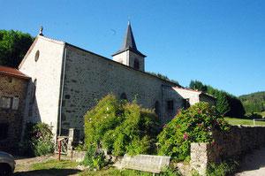 Abbaye de Clavas