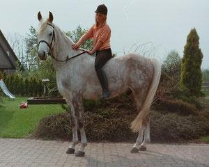 Mutabor und ich, ca. 1992