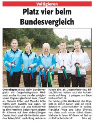 Neustädter Zeitung, 25.09.2010