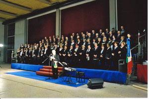 Concerto 4 Novembre 2011 Corale le voci dei berici e Gruppo corale El Soco